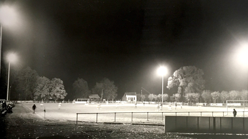 Stade Abbé Deschamps en 1970